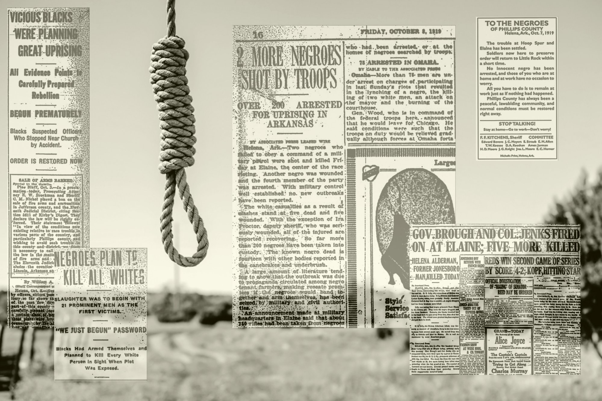 America's Forgotten Mass Lynching: When 237 People Were Murdered In Arkansas - The Daily Beast