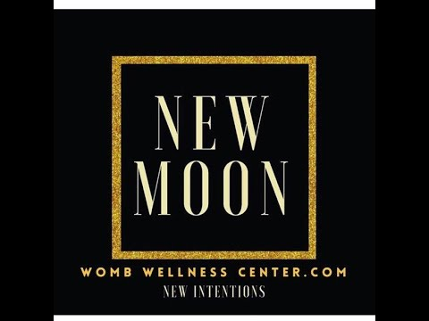 New Moon Meditation (via FB Live) - YouTube