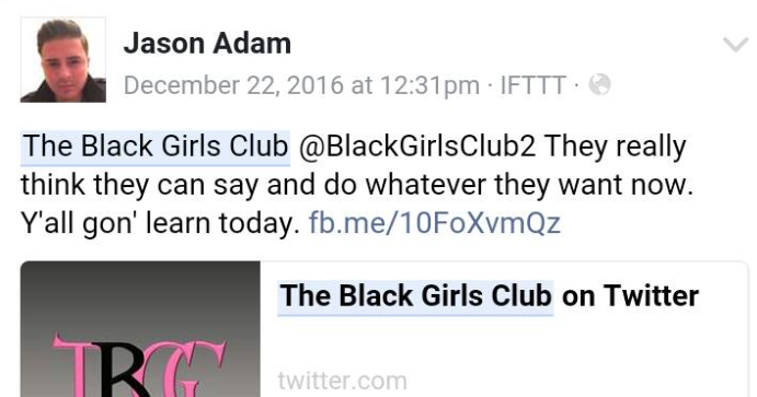 The Black Girls Club: New Page, New Rules (Updated)