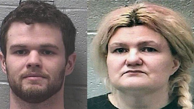 KKK imperial wizard's wife and stepson charged with his murder