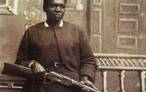 Share Our History: Stagecoach Mary Fields