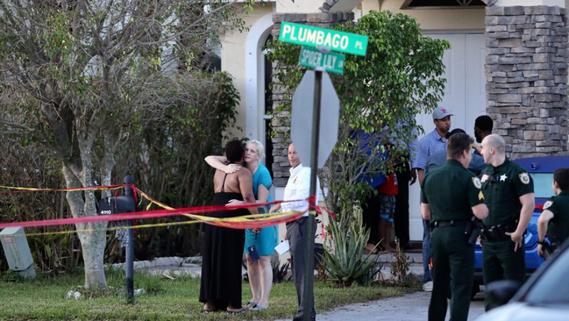 Lake Worth shooting: Family fears Facebook post led to death