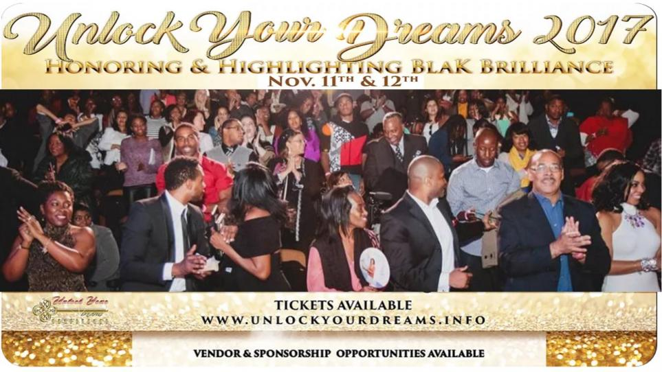 Get Motivated: The Unlock Your Dreams Conference on November 11th and 12th -- Gorja RCC Marketing Agency | PRLog
