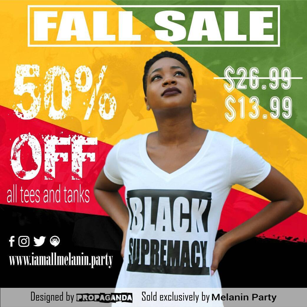 Buy One Get One FREE! FALL SALE going on... - I Am All Melanin | Facebook