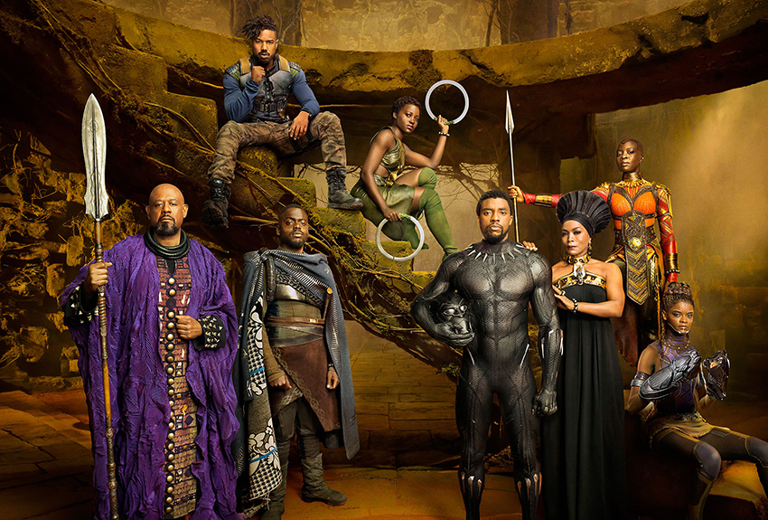 'Black Panther' Is Not the Movie We Deserve   Boston Review