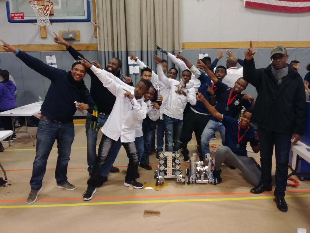 Jamaica College Robotics Team Wins Prestigious Award at the FIRST Tech Challenge in New York - Jamaicans.com