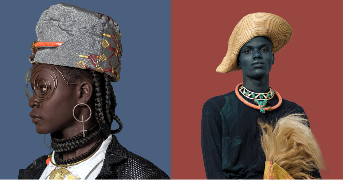 'Lagos Futurism' is at the forefront of this fashion-forward editorial | AFROPUNK