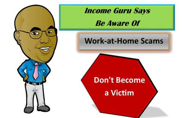 Work-at-Home Scams: Don't Become a Victim