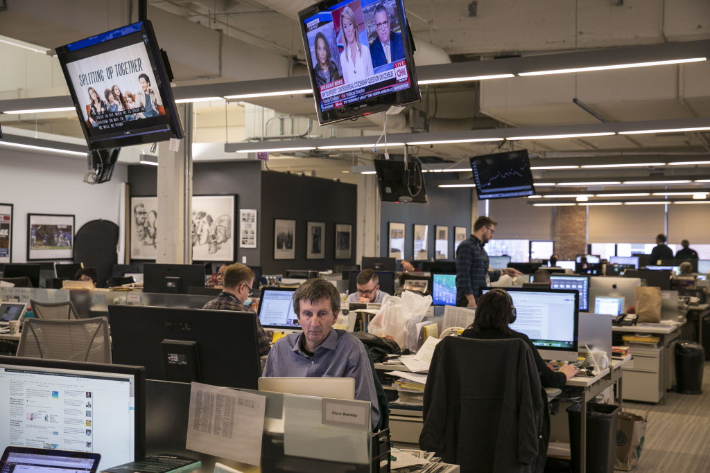 Homeland Security to compile database of journalists and 'media influencers' – Chicago Sun-Times