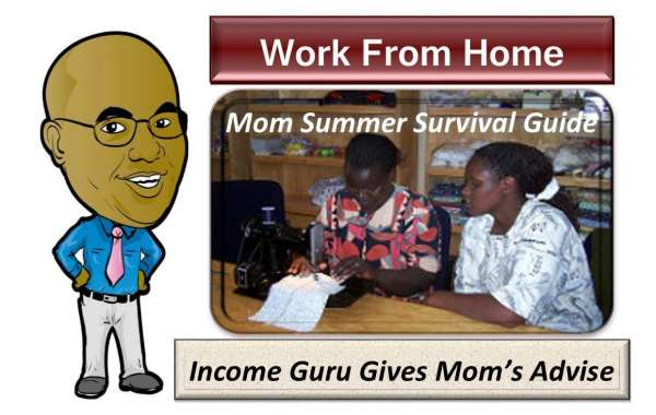 Work At Home Mom Summer Survival Guide