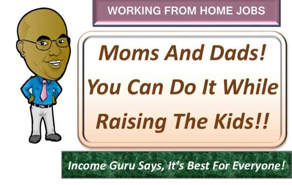 Work At Home Moms And Dads! You Can Do It While Raising The Kids!!