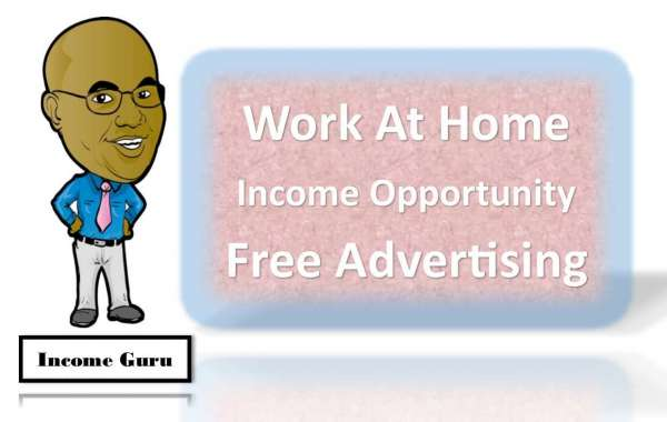 Work At Home Income Opportunity - Free Advertising