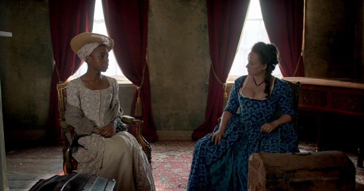 Coffee Rhetoric: Chaos is a Ladder: A Look at Margaret Wells & Harriet Lennox of Hulu's 'Harlots'