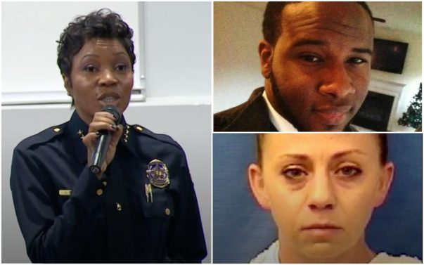 Amber Guyger Is Finally Fired For Killing Botham Jean - Black Main Street