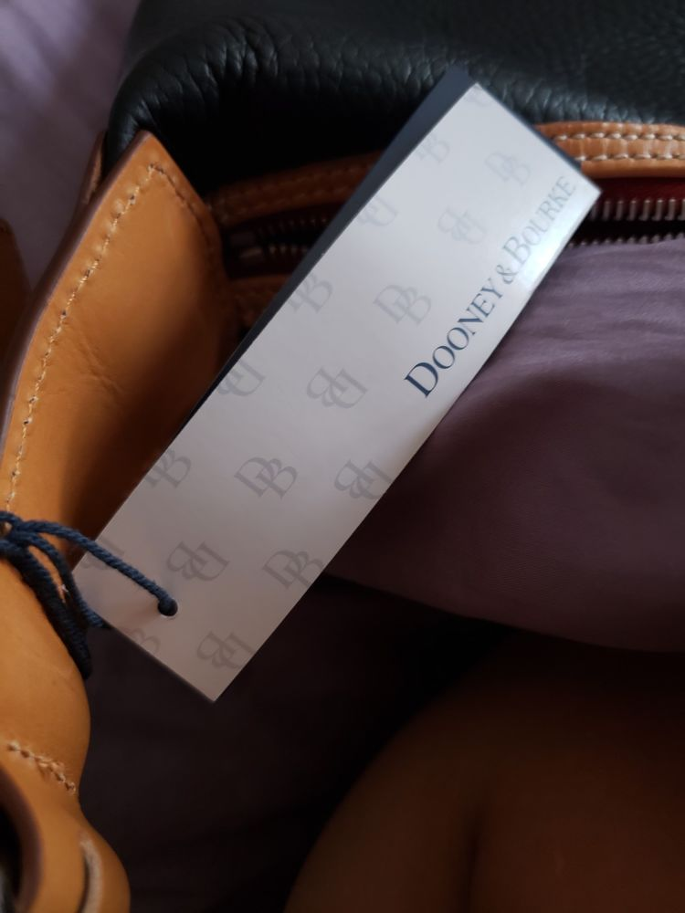 dooney and bourke satchel new  | eBay