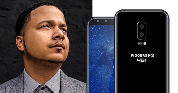 Meet the First African American Entrepreneur to Develop His Own 4G LTE Smart Phone