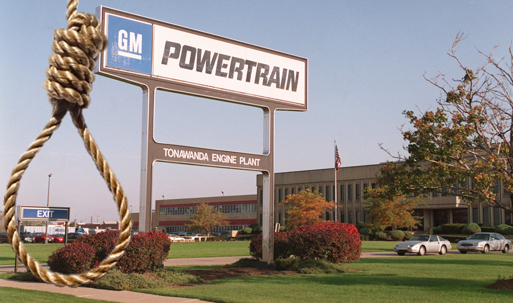 Black GM Workers Sue Over Nooses And 'Whites Only' Signs Hung In Ohio Plant - Black Main Street