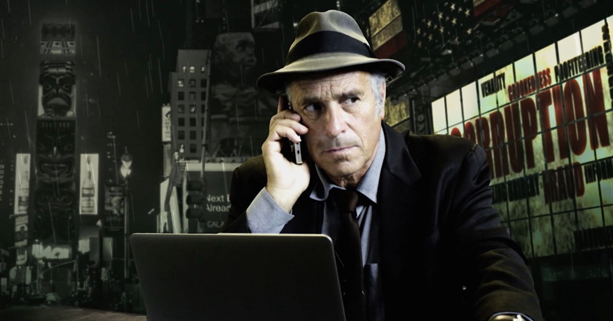 Greg Palast - Investigative Journalism
