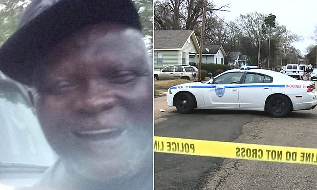 African American man, 61, died after being 'struck in the head with flashlight' in arrest by police | Daily Mail Online