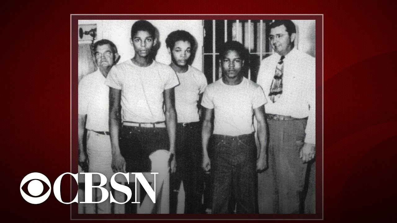 Four Florida men pardoned for racially-charged 1949 rape conviction - Black Scene