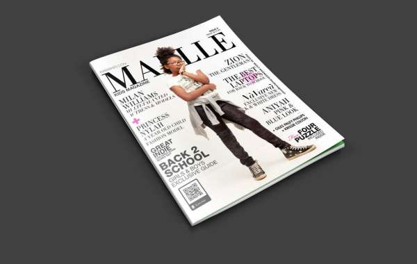 The First African American Fashion Magazine and Talent for Kids