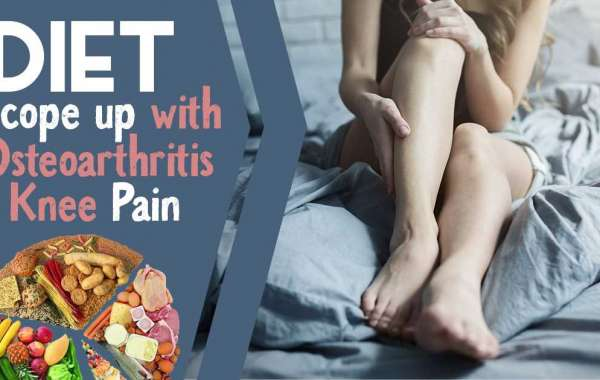 Diet To Cope Up With Osteoarthritis Knee Pain