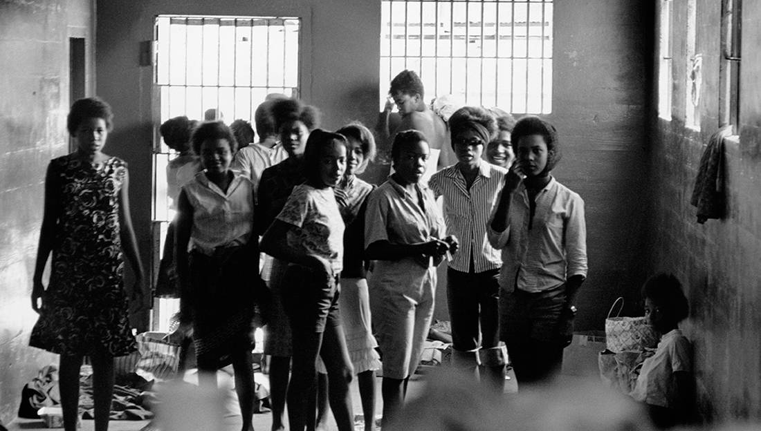 Never Forget: 30 Black Girls Were Imprisoned In A Hot Georgia Stockade For 45 Days For Trying To Buy Movie Tickets - Black Main Street