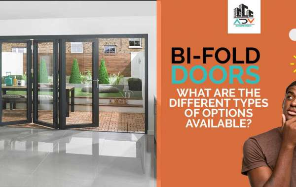Bi-Fold doors: What are the different types of options available?