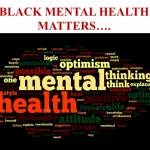 Black Mental health Profile Picture