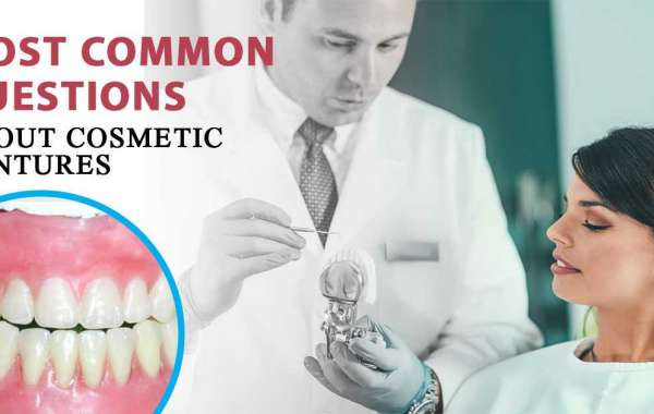 Most Common questions about Cosmetic Dentures