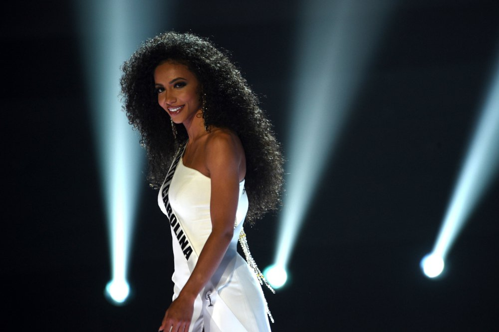 Miss North Carolina Cheslie Kryst, a lawyer who defends prison inmates pro bono, crowned Miss USA - theGrio