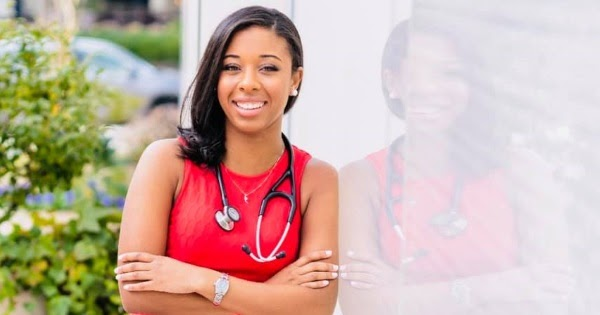 Southeast Queens Scoop Blog - Streetwise Digital News: 24-Year Dr. Ashley Roxanne Peterson Old Becomes Youngest Black Osteopathic Doctor Ever