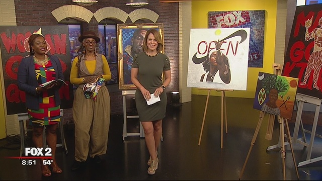 Charles H. Wright Museum of African American History hosts Juneteenth jubilee, afterglow - Story | WJBK