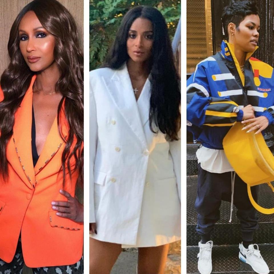 Life & Style: Iman, Ciara And Teyana Taylor Highlight ESSENCE'S Three July/August Covers