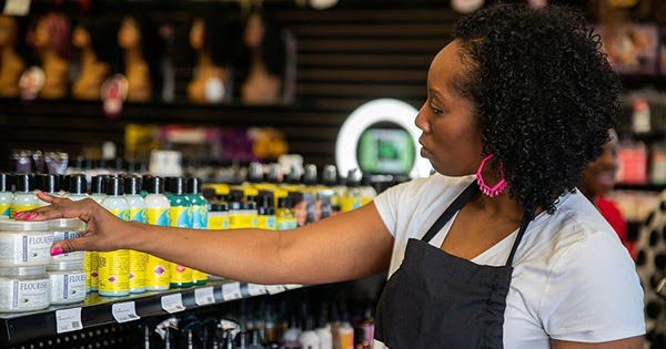 Black News Scoop Get Informed On Empowering Global News: See How Frankesha Watkins Redefines Standards For Black-Owned Beauty Supply Businesses