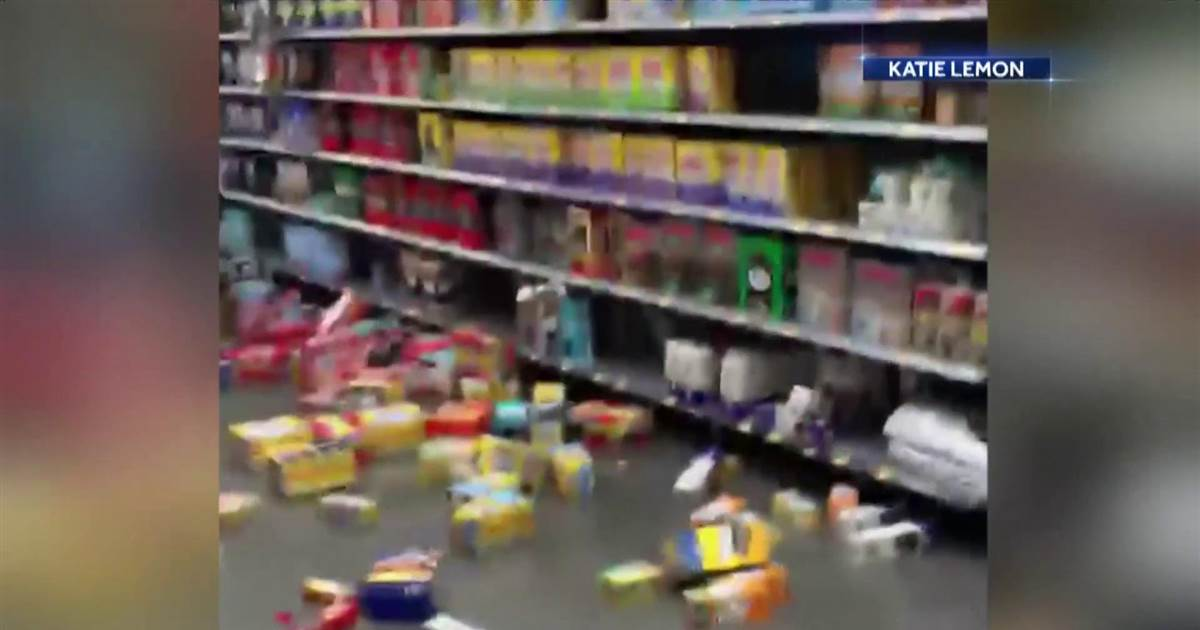 California residents wondered if today's earthquake was 'the big one'