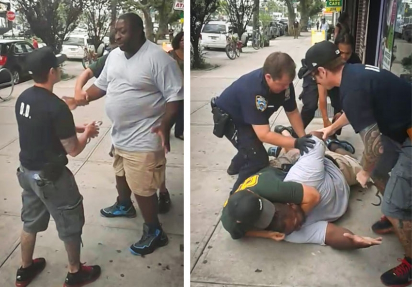 No Federal Charges For NYPD Officer In Eric Garner's Death - Black Main Street