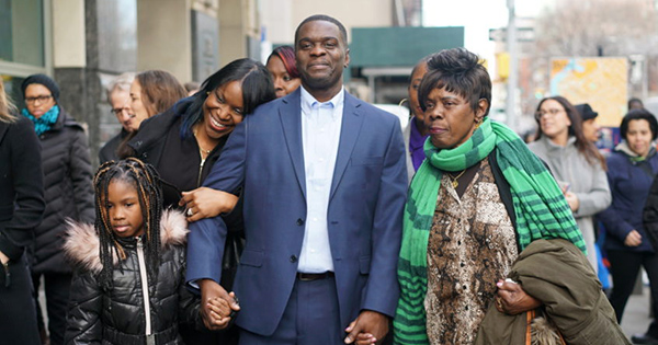 NYC to Award $9.75 Million to Black Man Who Spent 30 Years in Prison For Crimes He Didn't Commit – REDZONE NEWS