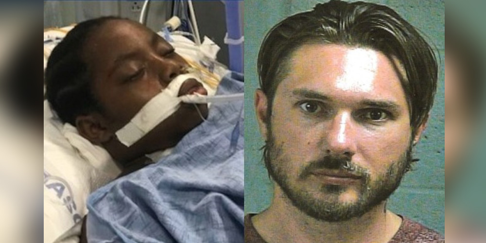 Man Who Brutally Attacked 12-Year-Old Girl Sentenced To Life In Prison - Black Main Street
