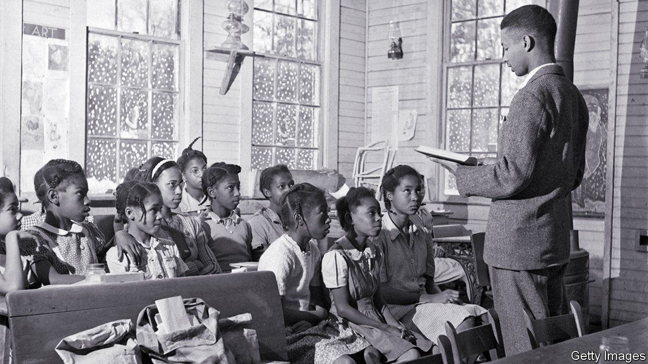 Why America lost so many of its black teachers – Civil rights and wrongs | OCG