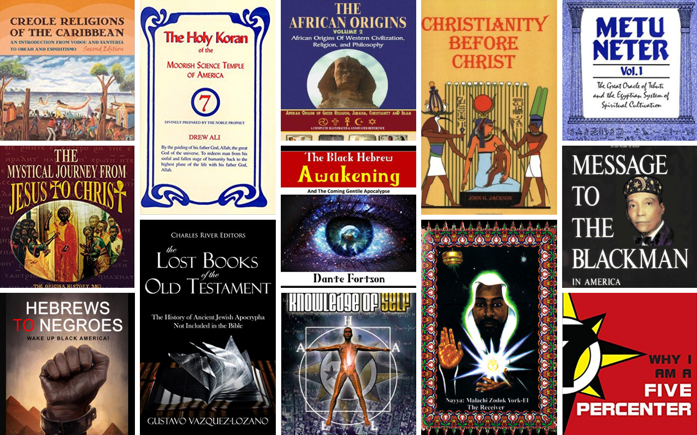 43+ Of The Best African Spirituality Books For Beginners