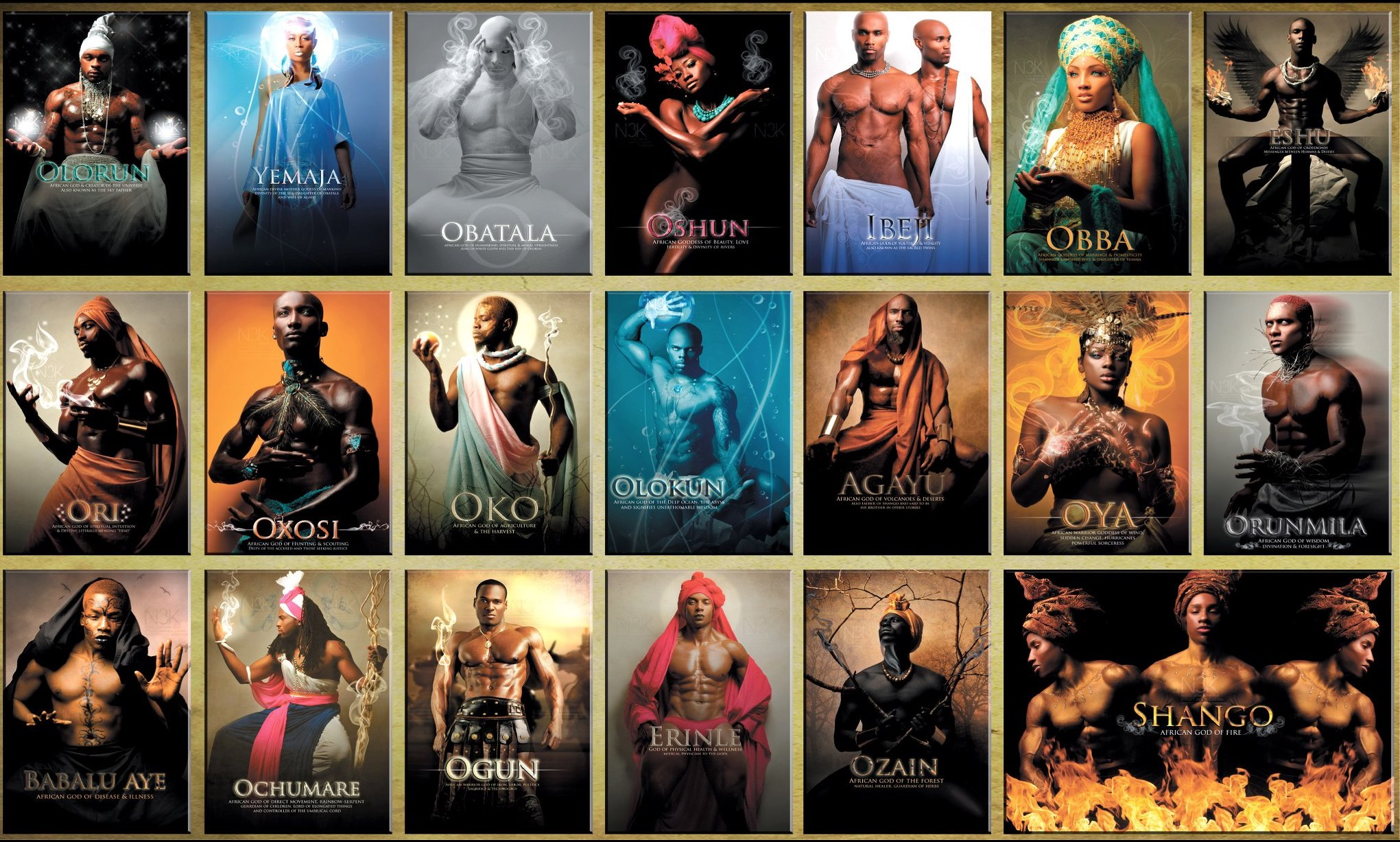 The Truth About The Ancient African Yoruba Religion |The Pan-African Alliance