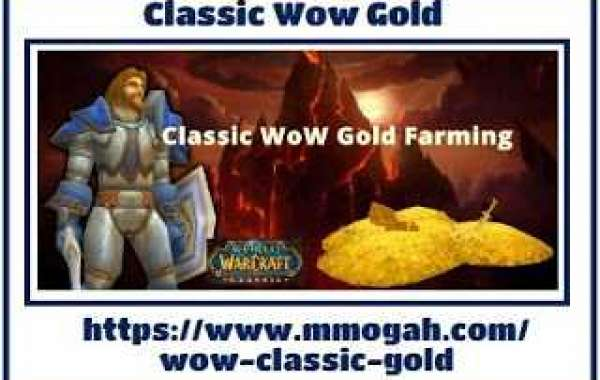 Highly initial Factors About Classic wow gold