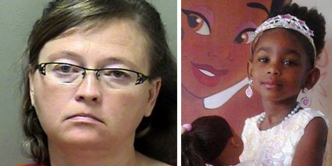 Woman Who Kicked 8-Yr-Old So Hard In The Stomach It Killed Her Found Guilty Of First Degree Murder - Black Main Street