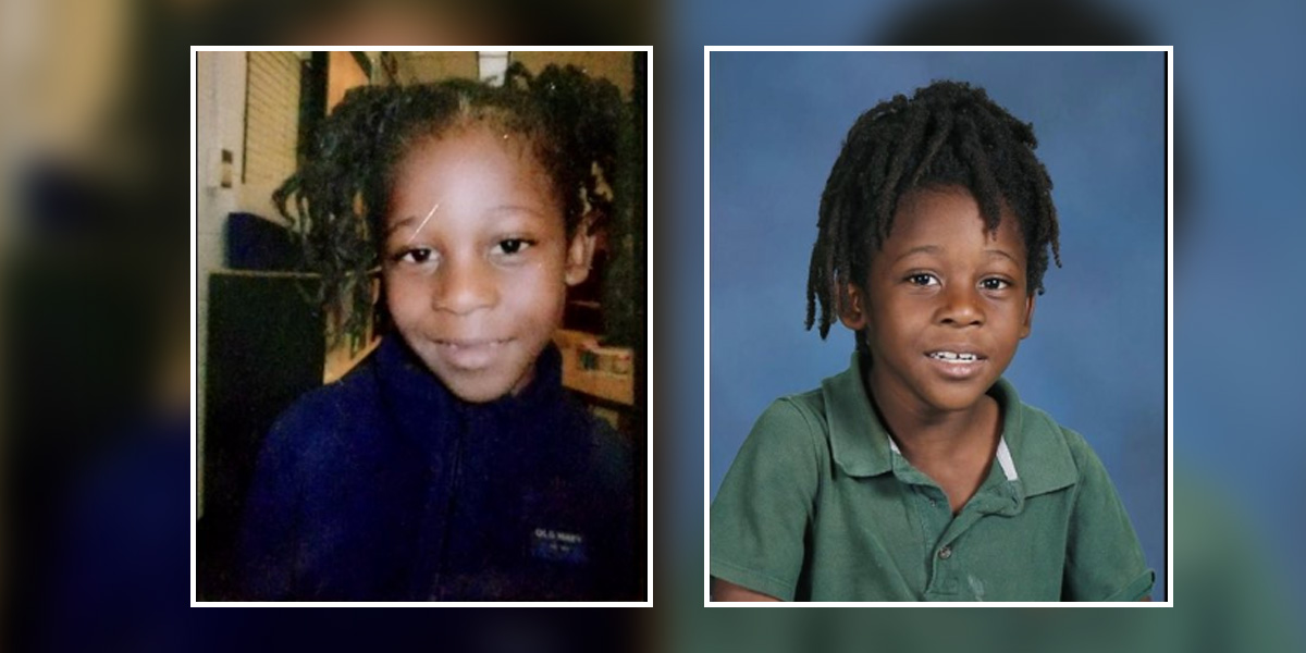 Amber Alert: Jacksonville Police Are Searching For 5-Yr-Old Bri'ya Williams And 6-Yr-Old Braxton Williams - Black Main Street