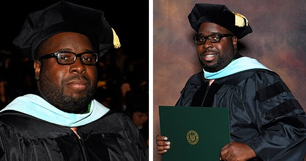 Black News Scoop Get Informed On Empowering Global News: Discover The Remarkable Man Who Earned His Doctorate Degree Despite Learning Disabilities And Being Bullied