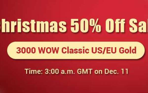 One Day Only! wow classic gold online with Half Price will come for Xmas Dec.11