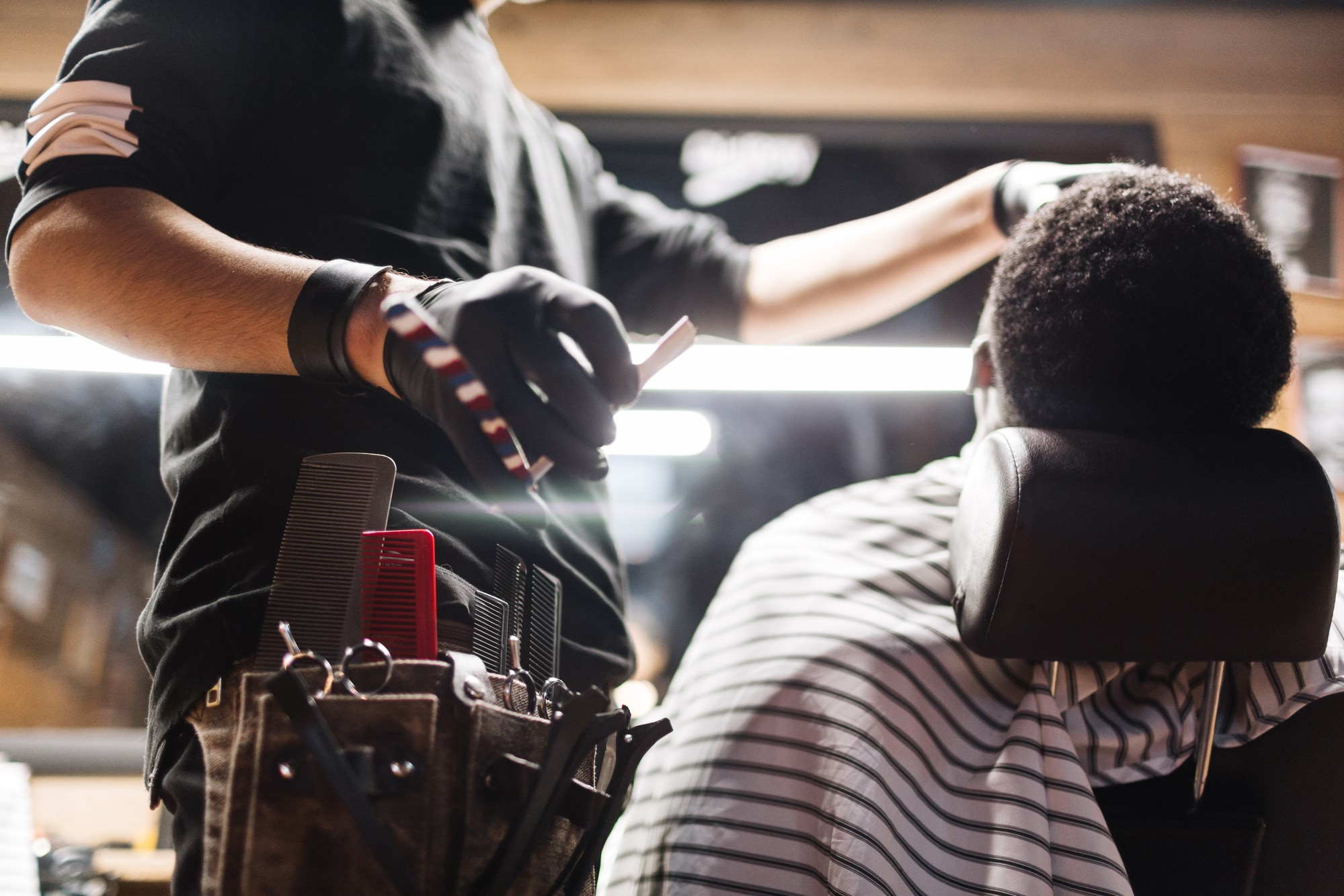He Started As A Barber, Became Atlanta's First Black Millionaire | How We Buy Black
