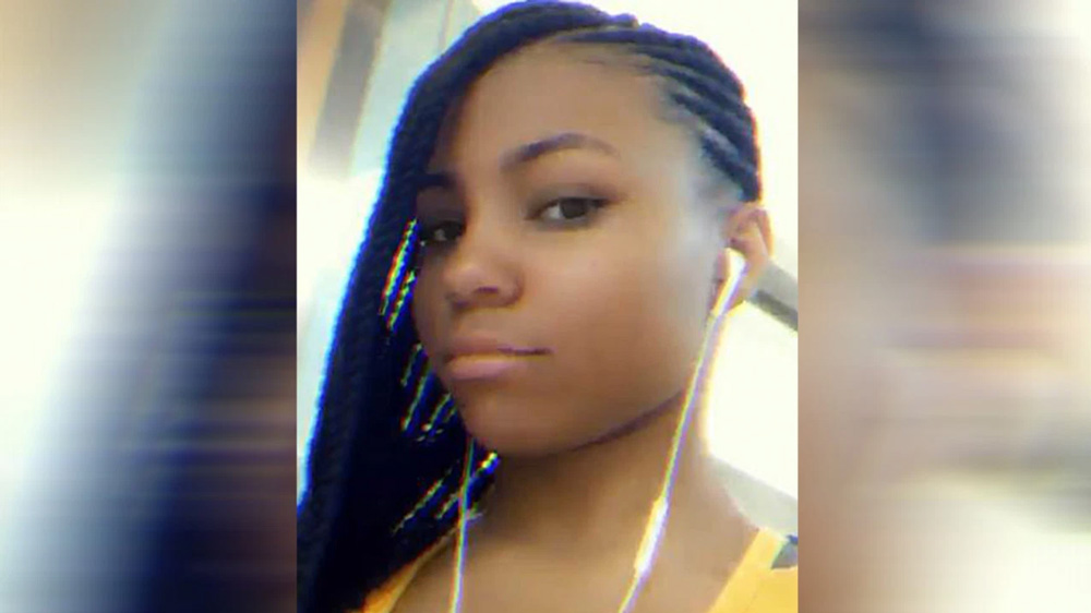 14-Year-Old Nevaeh Straughter Has Been Missing Since Wed, Nov 13th - Black Main Street