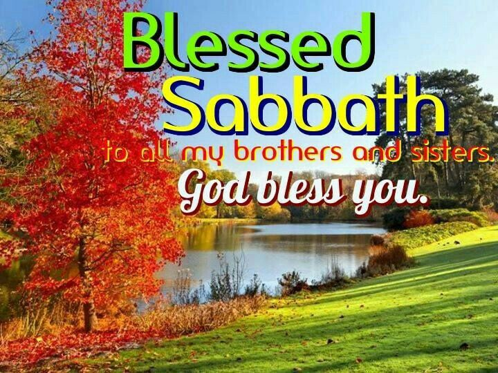 Have a Blessed Sabbath! – majxsty.com